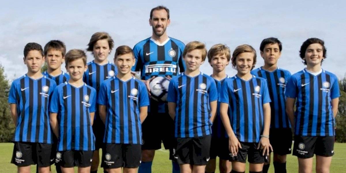 ¿Compañero de Alexis Sánchez? Inter de Milán confirmó el estelar fichaje de Diego Godín