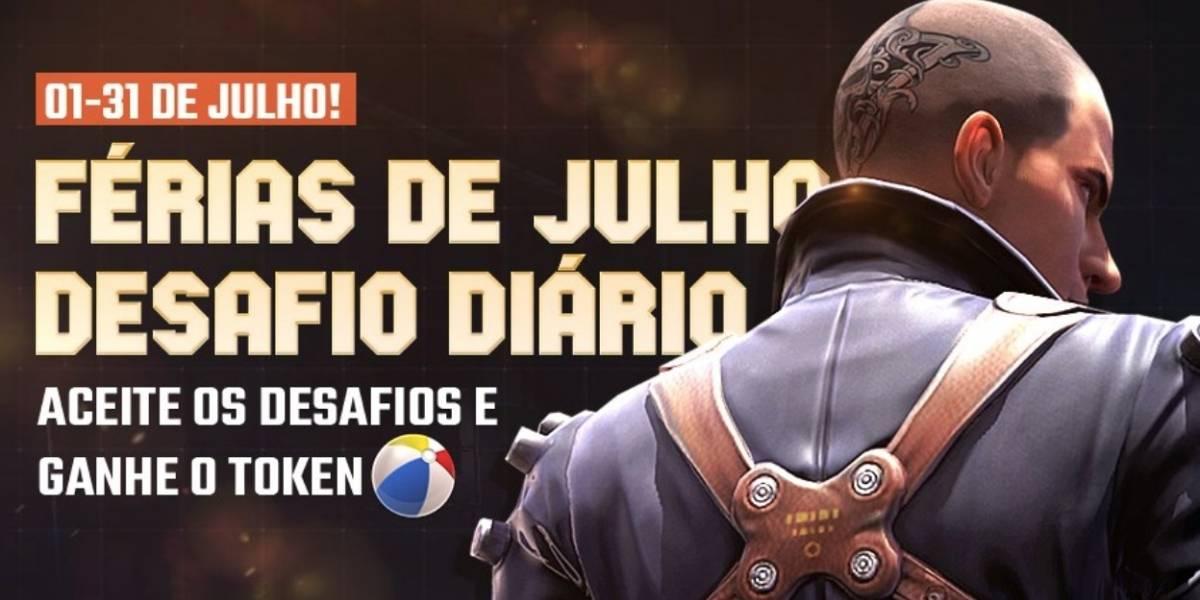 Garena Free Fire distribuirá recompensas especiais para os jogadores battle royale