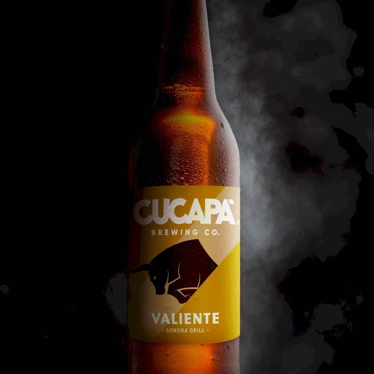 Cucapá Valiente, la nueva cerveza para maridar con los platillos de Sonora Gril Group