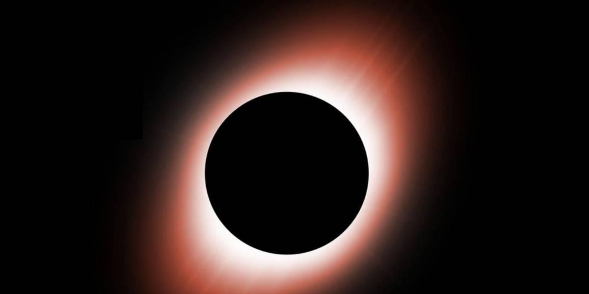 Eclipse solar total ocorre nesta terça-feira e poderá ser visto de algumas regiões do Brasil