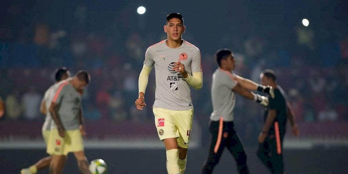 Herrera afirma que Álvarez emigrará a Europa tras la Copa Oro
