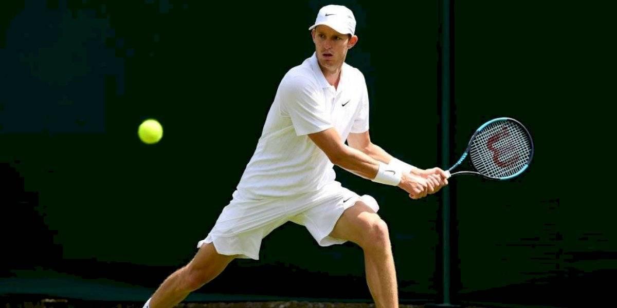"""Nicolás Jarry cree que su """"cabeza"""" lo eliminó de Wimbledon: """"Estoy muy decepcionado por mi rendimiento"""""""
