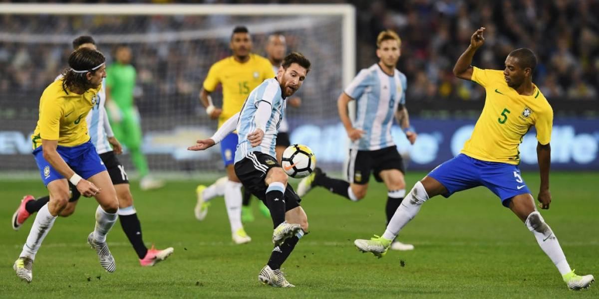 Brasil y Argentina encienden al mundo con el Superclásico que dará un lugar en la final de Copa América