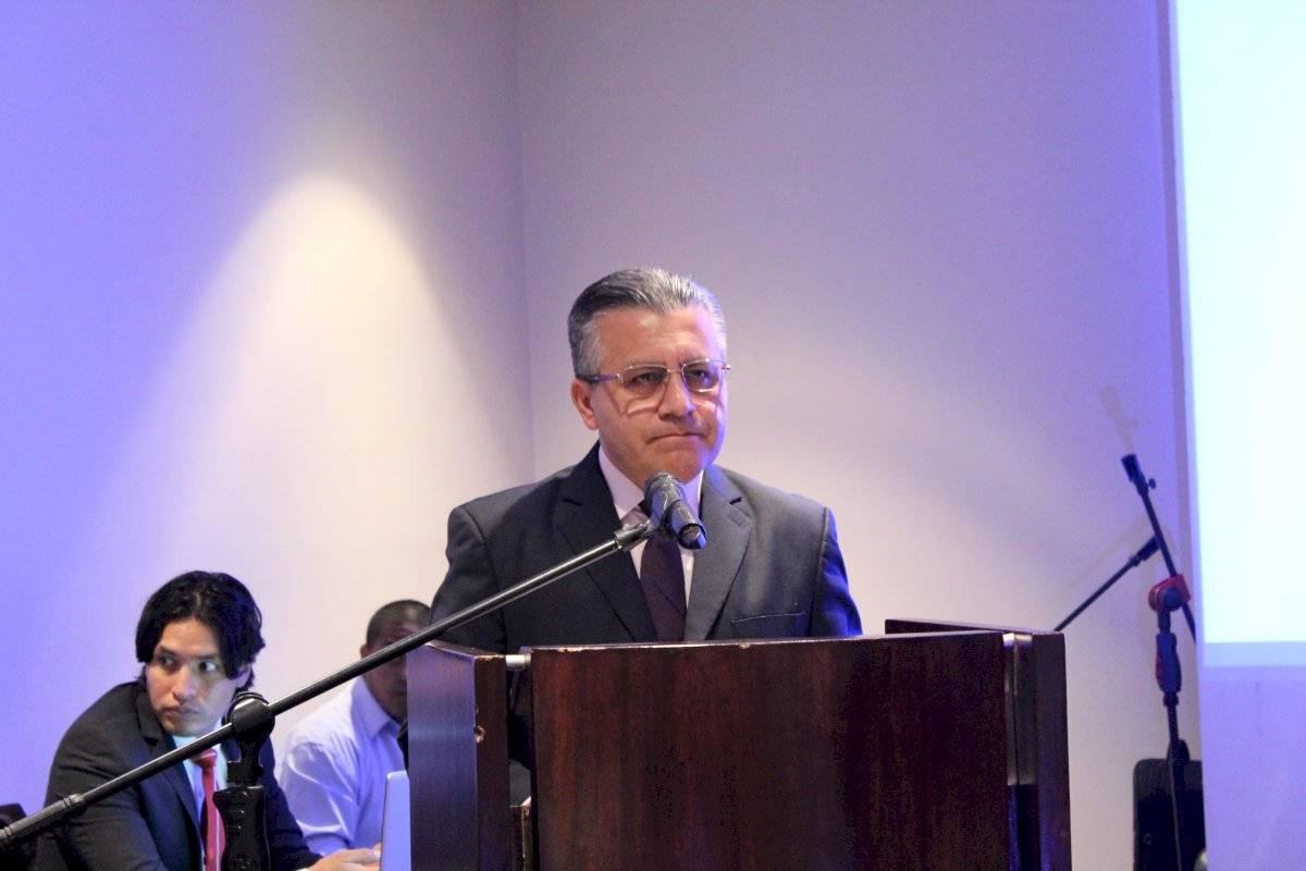 Alberto Geovanny Bustos, Gerente de CoopMego