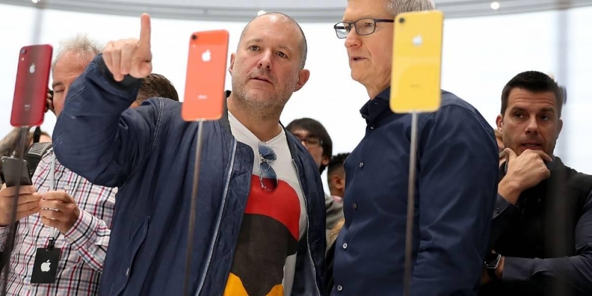 Jony Ive estaba completamente desalentado en Apple por culpa de Tim Cook, según reportes