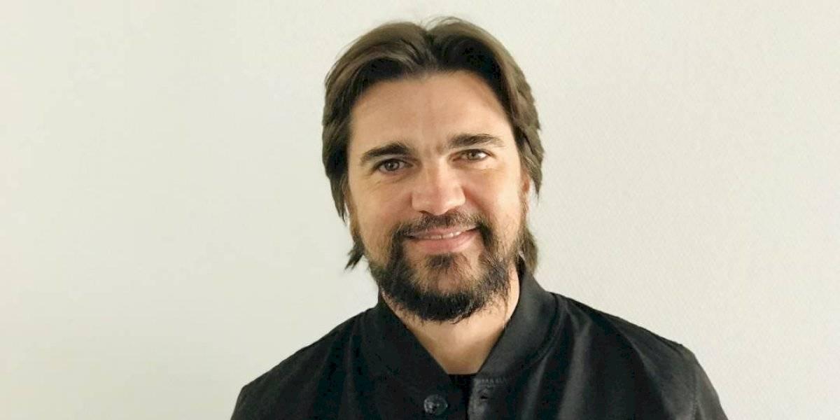 """Juanes: """"Cuando conocí el rock, ¡me volví loco!"""""""
