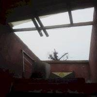 Lluvias ocasionan daños a viviendas de Suchitepéquez