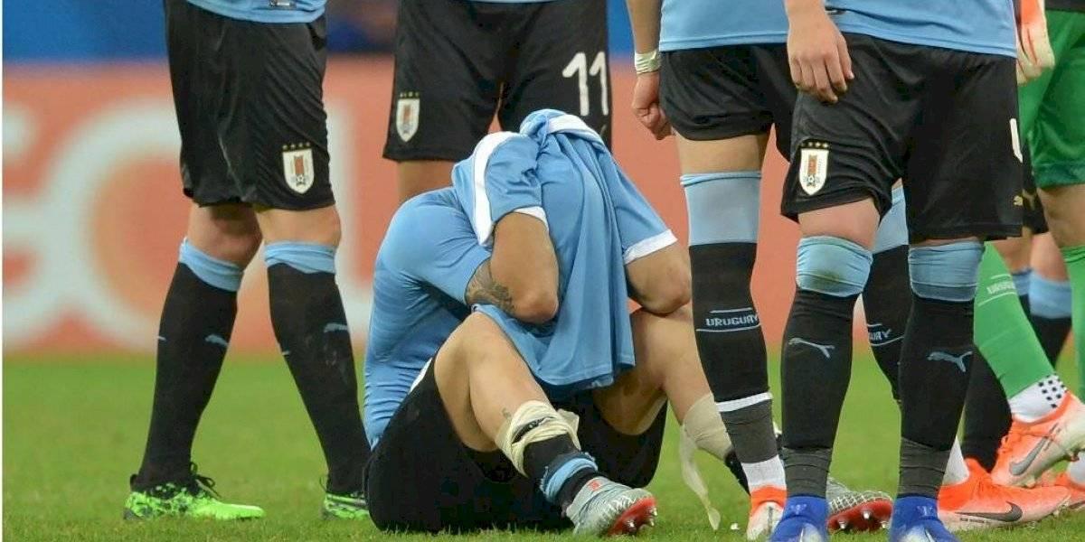 """""""Días de amargura y decepción"""", Luis Suárez rompe el silencio tras la eliminación"""