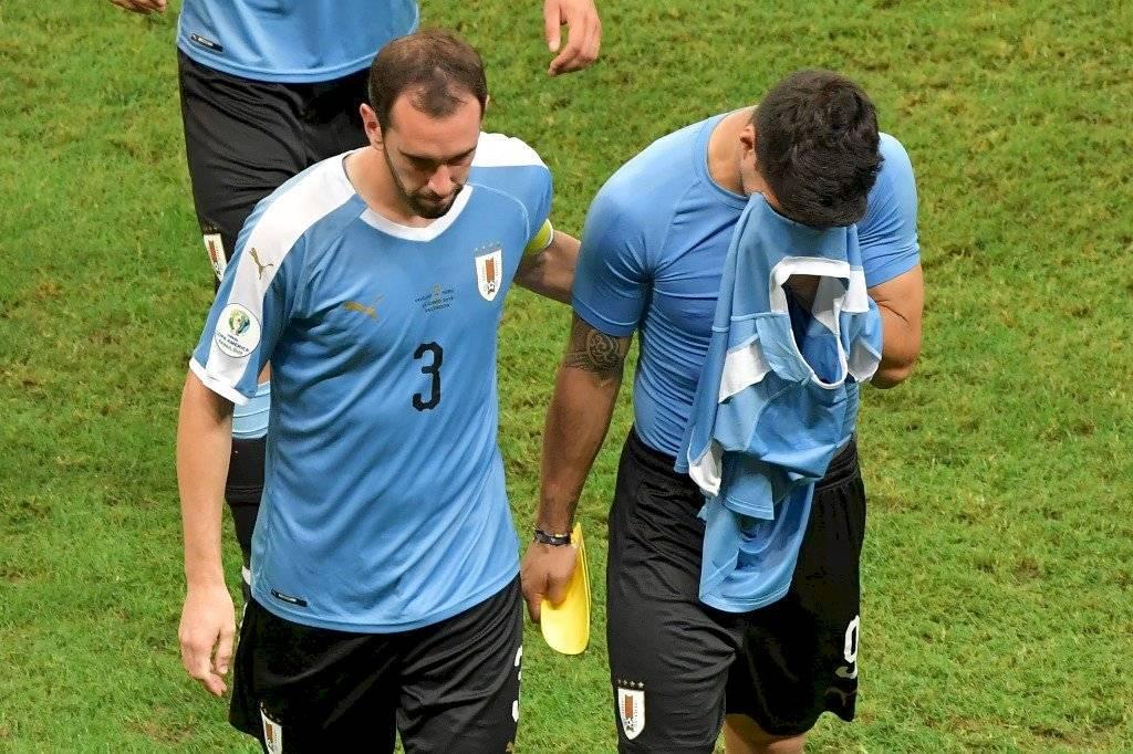 Luis Suárez rompe silencio Copa América