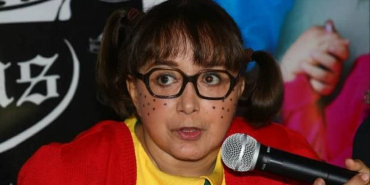 """""""La Chilindrina"""" obligada a vender su casa por millonarias deudas"""