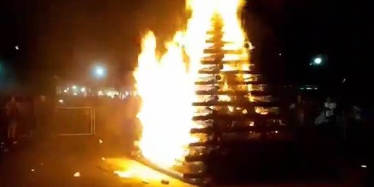 Prefeito de Osasco segue internado após explosão em festa junina