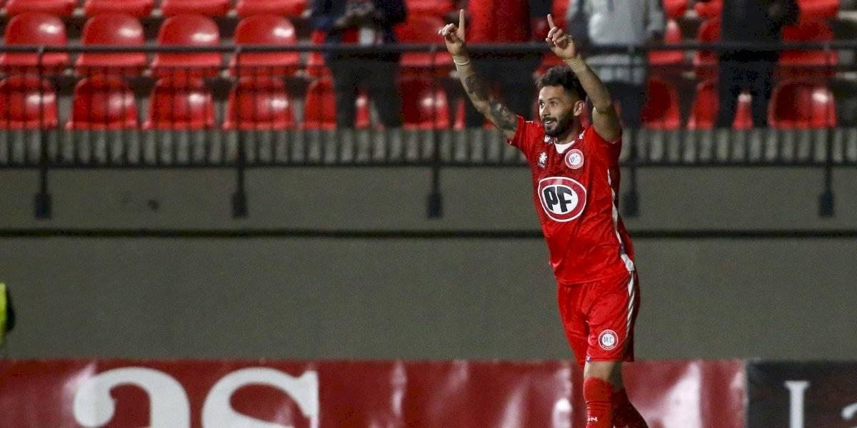 Marcelo Larrondo seguirá en Unión La Calera hasta fin de temporada para seguir sumando minutos