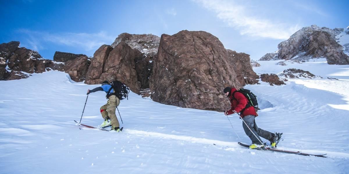 La Parva se prepara para la primera fecha del Campeonato Nacional de Randonnée 2019
