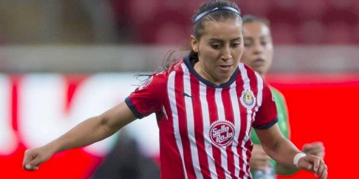 Rubí Soto tiene metas ambiciosas con Chivas femenil