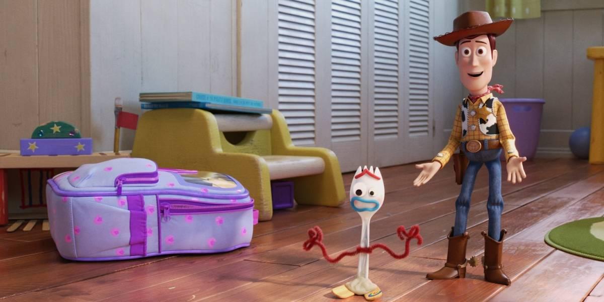 """""""Toy Story 4"""" mantiene el primer lugar en las taquillas"""