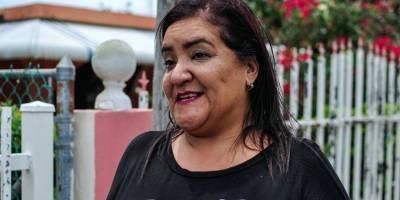 Marisol Guardarrama, líder comunidad