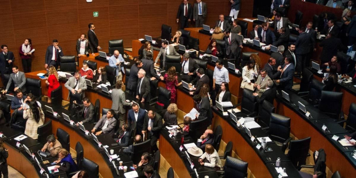 Senado aprueba en lo general y lo particular Ley de Extinción de Dominio