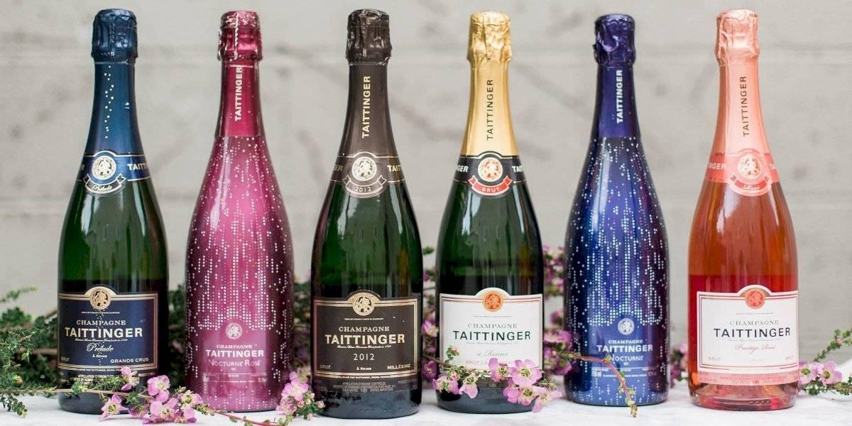 El champán Taittinger cerca de cumplir 300 años de legado
