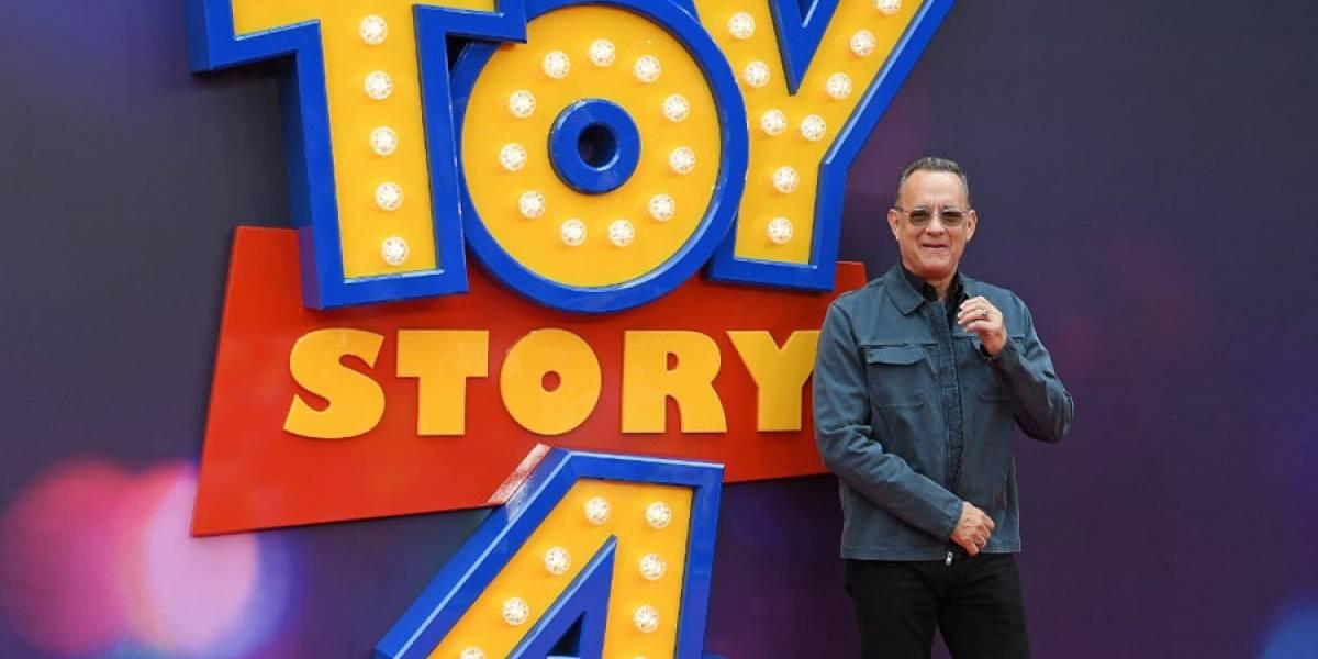 """""""Toy Story 4"""" mantiene el liderazgo en la taquilla norteamericana"""