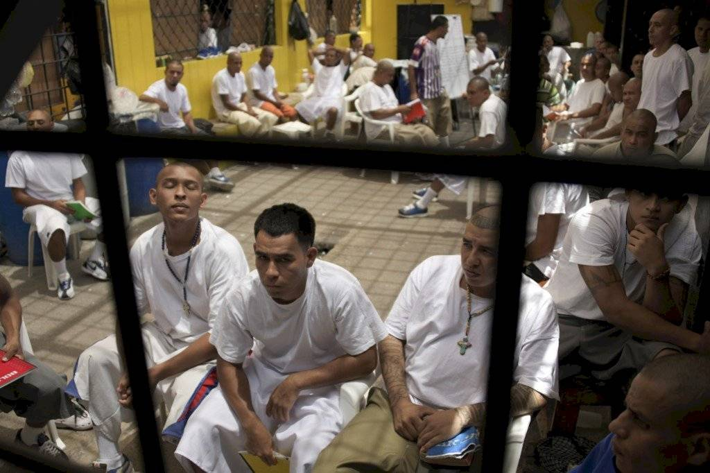 Pandillas de El Salvador