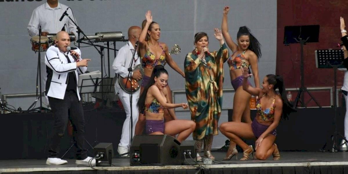 Margarita enciende el 'bailongo' a un año del triunfo de AMLO