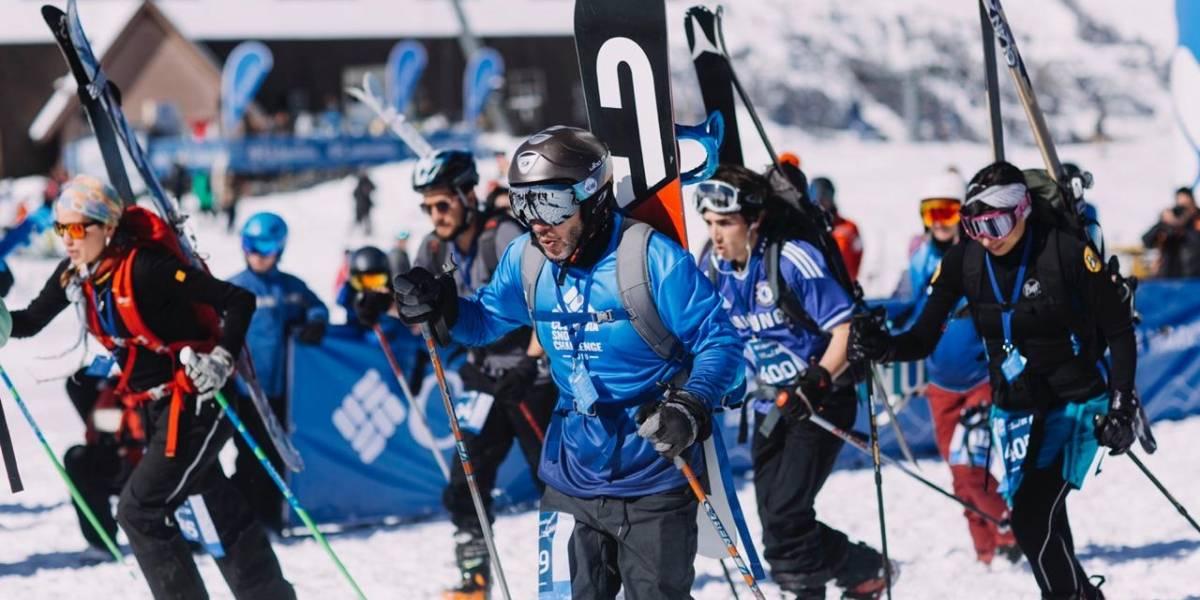 Columbia Snow Challenge cumple 10 años y lo celebra a lo grande en Valle Nevado