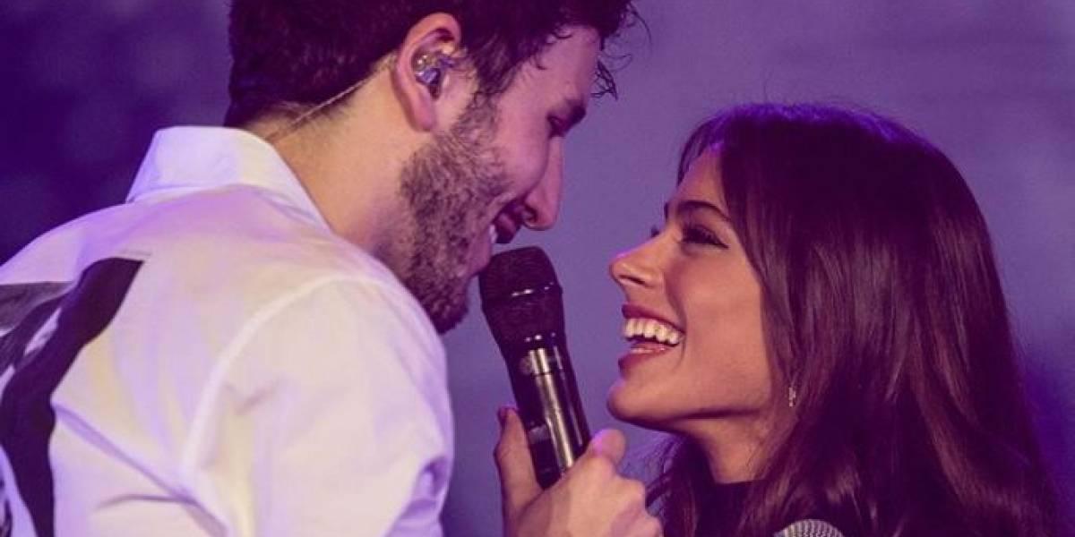 El sensual e íntimo video de Sebastián Yatra y Tini Stoessel que la cantante subió a redes sociales y después borró