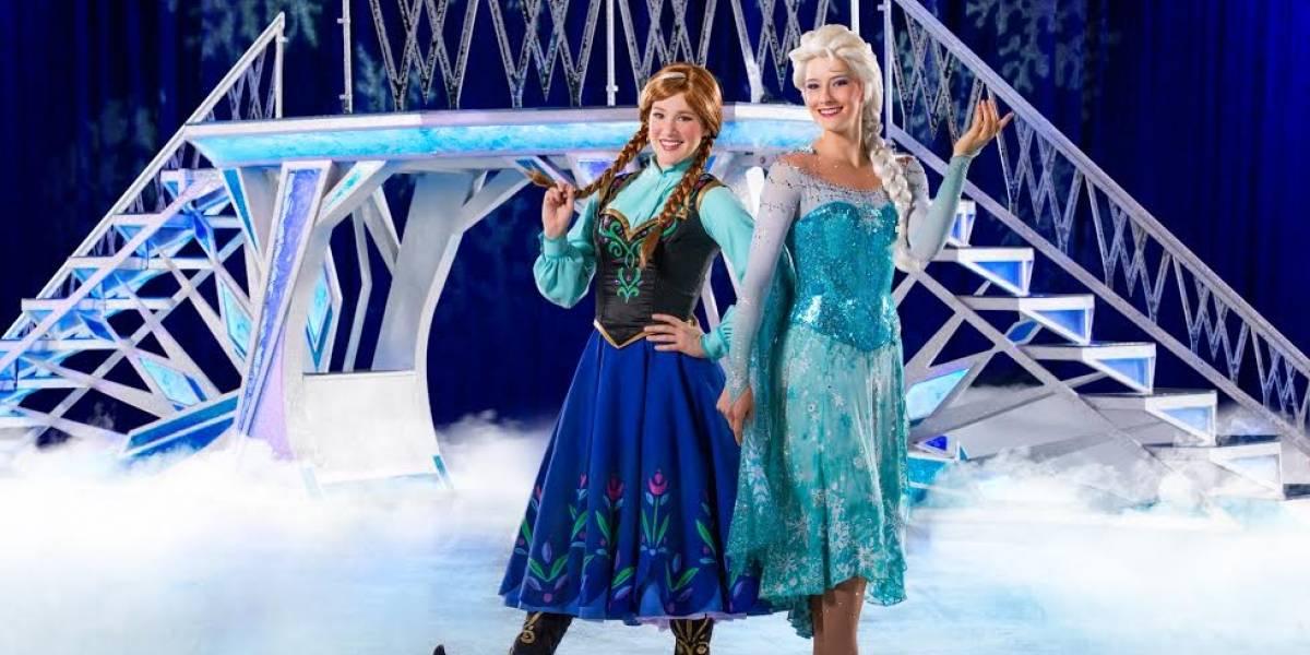 Regresa Disney on Ice a deleitar a grandes y chicos