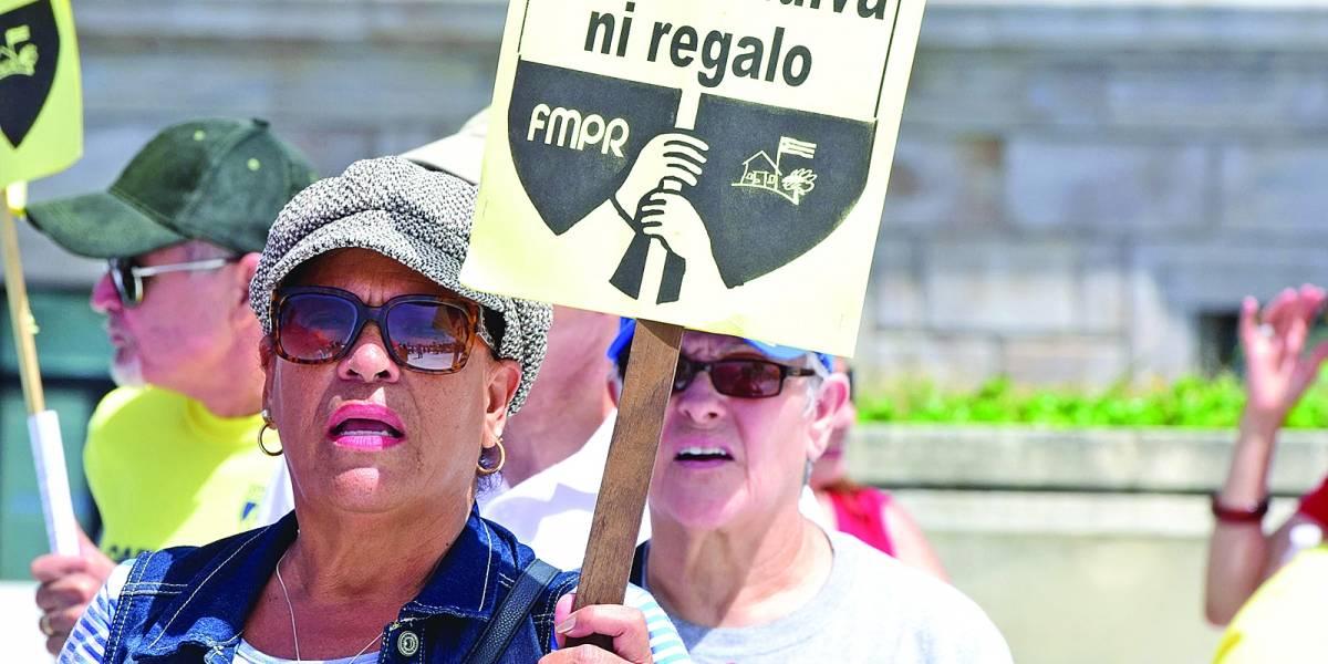 Asociación de Jubilados exige respuestas de candidatos a la gobernación sobre su sistema de retiro
