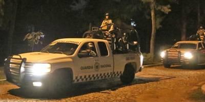 Guardia Nacional llega a Jalisco con más de mil 800 elementos