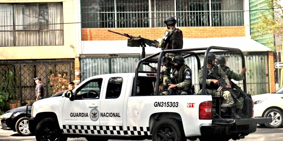 Primeros integrantes de la Guardia Nacional llegaron a Jalisco