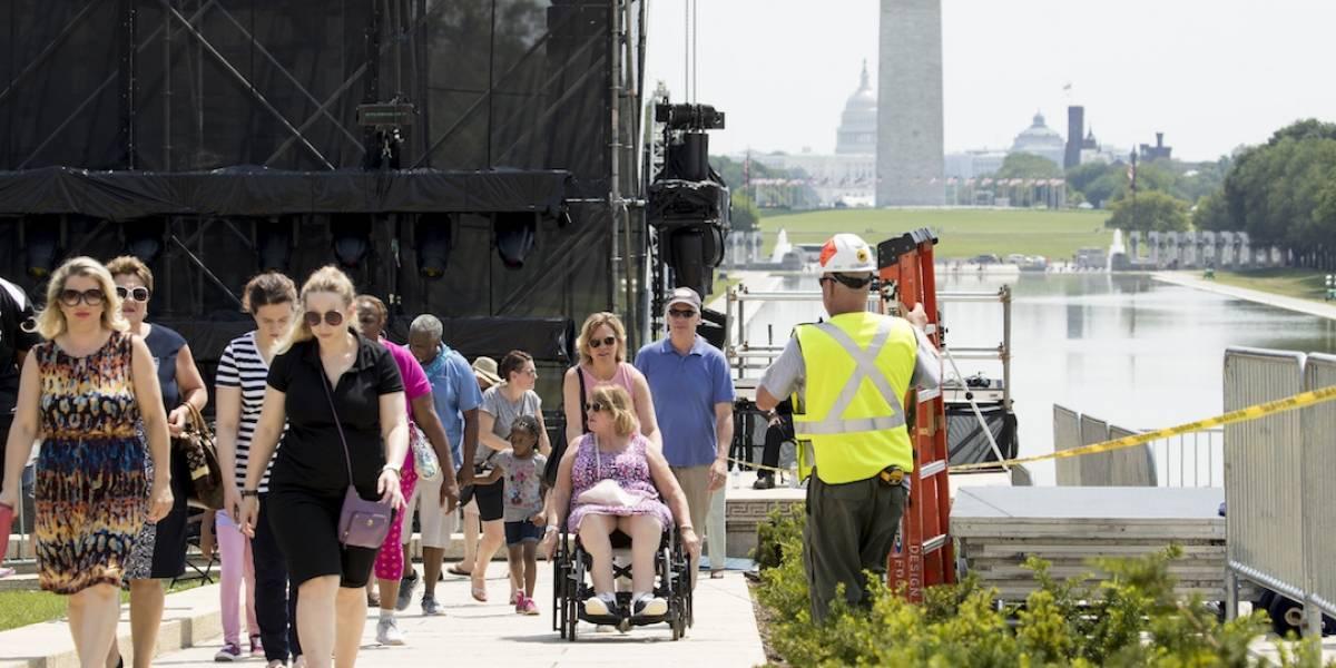 Donald Trump promete un gran desfile para el 4 de julio