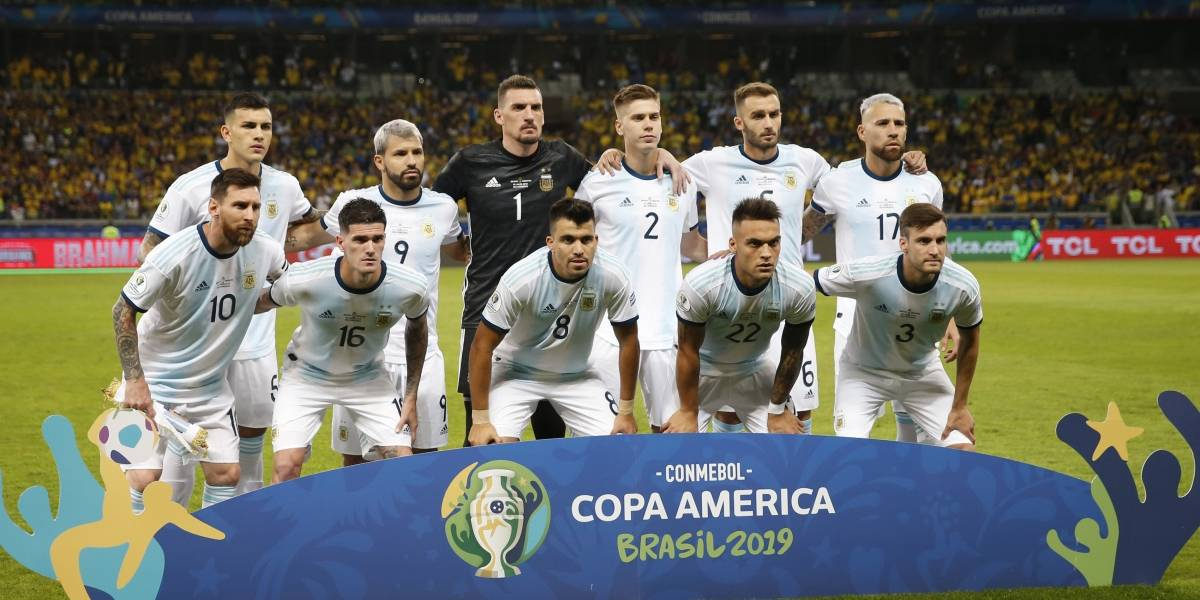 La racha negativa que rompió Argentina ante Brasil tras 40 partidos oficiales