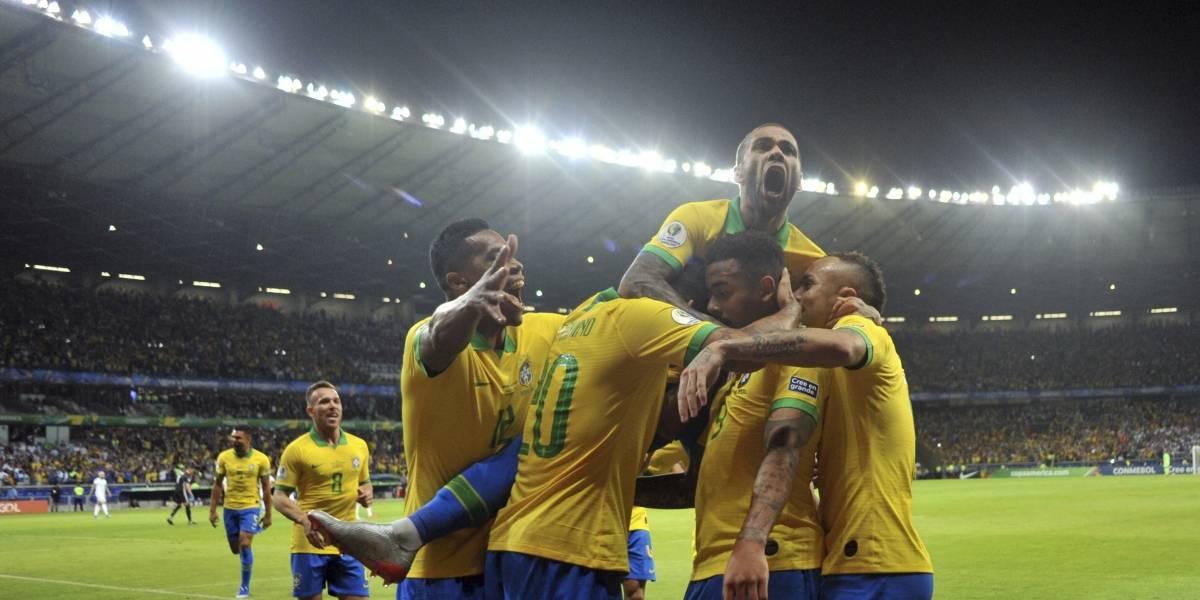 Así vivimos el triunfo de Brasil sobre Argentina que lo mete en la final de Copa América