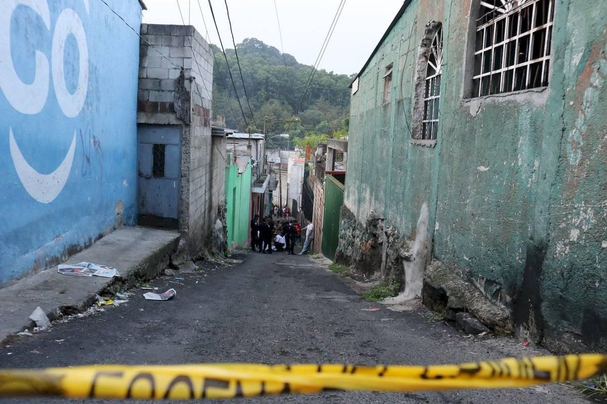 ataque armado en Las Tapias
