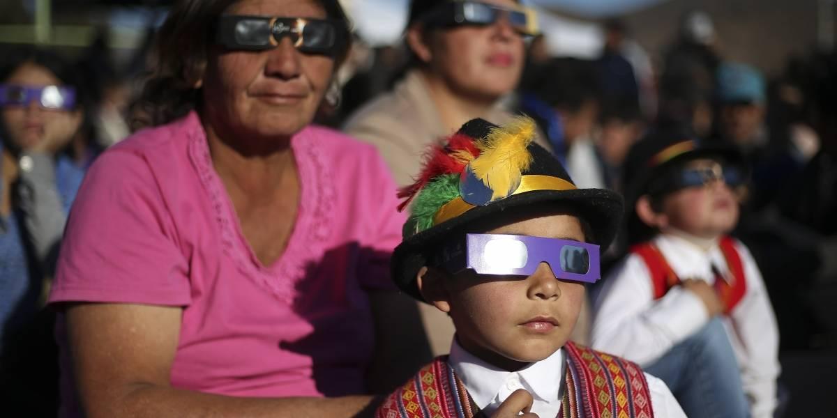 Eclipse solar 2019: los riesgos que corren tus ojos si lo viste sin lentes