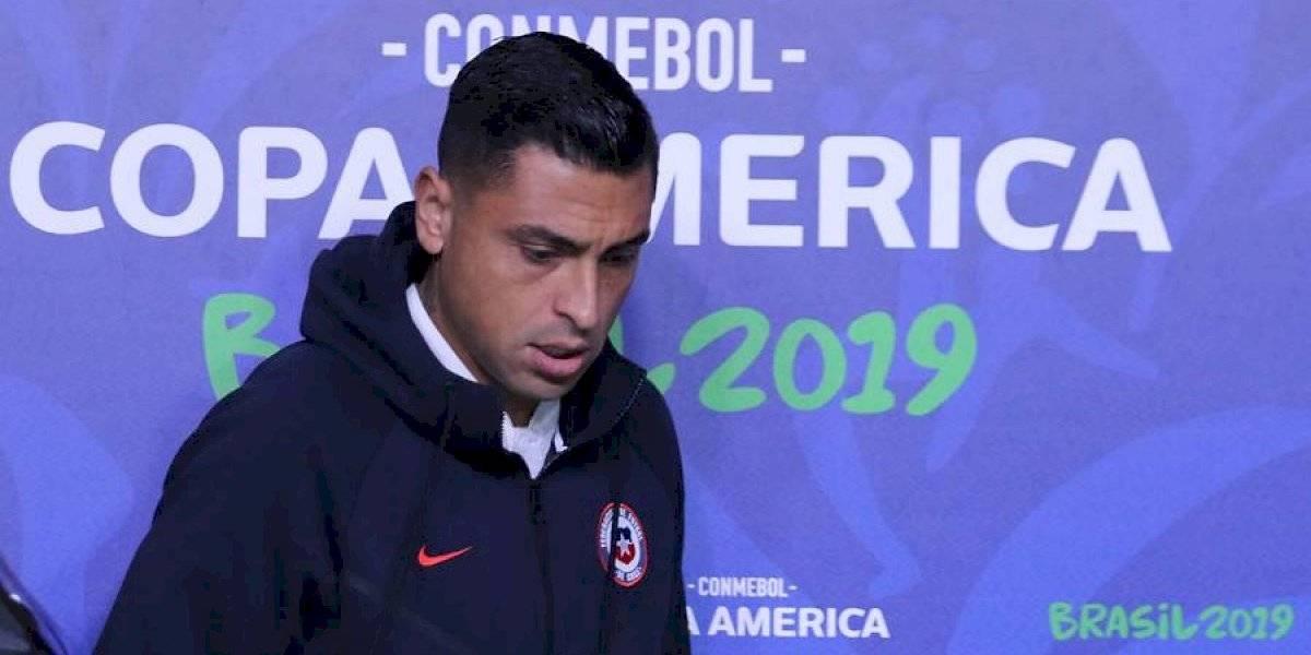 """Jara recordó la agresión al hincha en el partido ante Uruguay: """"No lo volvería a hacer, el reglamento si lo conocía"""""""