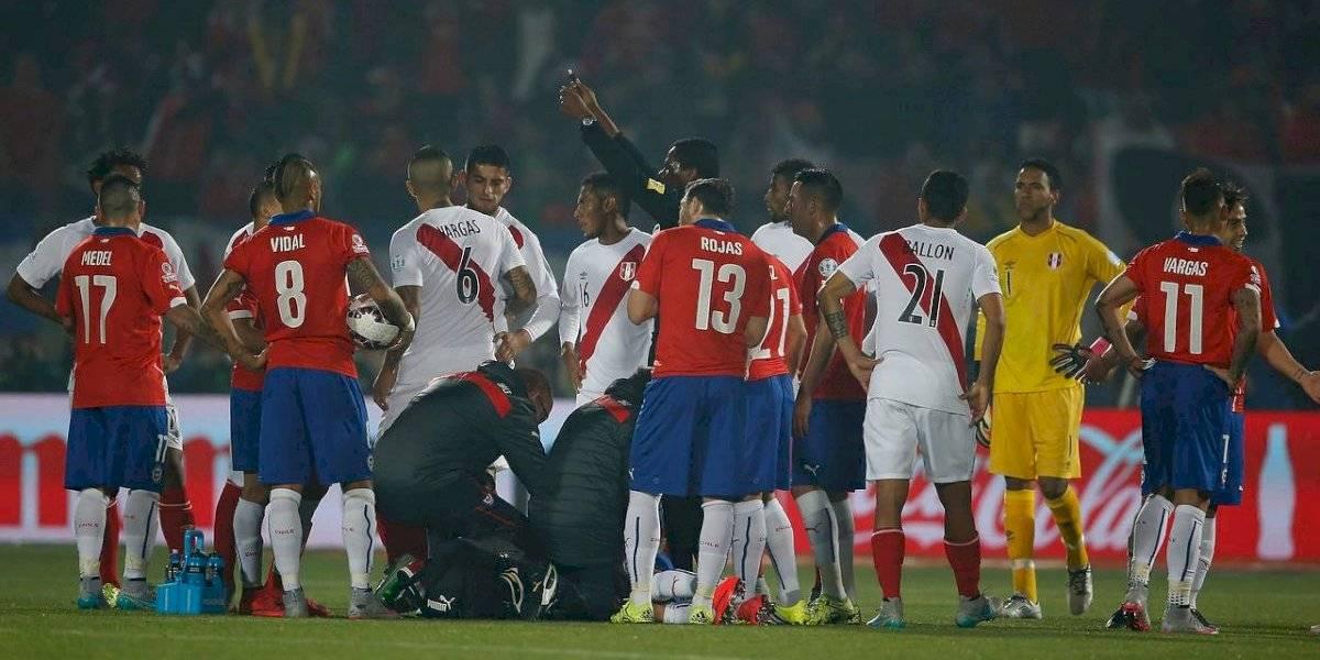 Límite semifinal de América: Chile suele superarlo, Perú queda estancado
