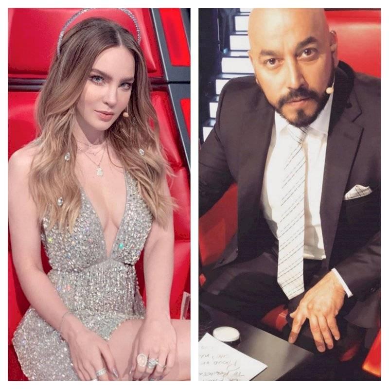 """Los """"coaches"""" de """"La Voz"""" siguen causando polémica con su supuesto romance Instagram"""