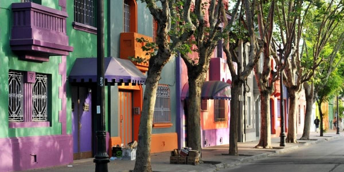 """""""Plan maestro Bellavista"""": la apuesta de Jadue para mejorar al barrio bohemio de Recoleta"""