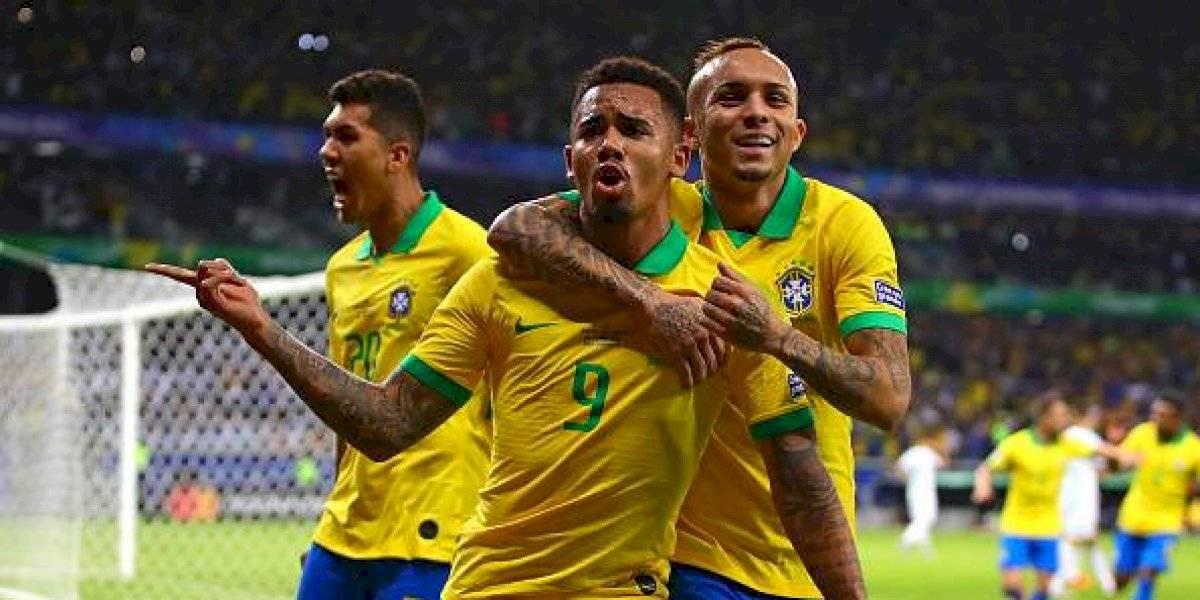 Brasil vs Argentina: Los pentacampeones se adueñan del clásico sudamericano