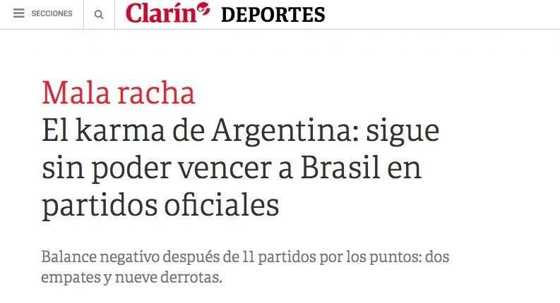 Diario Clarín reproducción