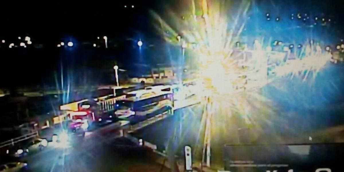 Tungurahua: Cinco fallecidos tras volcarse camión que cargaba vidrios