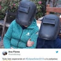 Memes del Eclipse Solar 2019