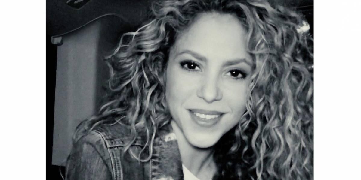 ¡Muy sexy! Filtran fotos de Shakira en lencería de encaje
