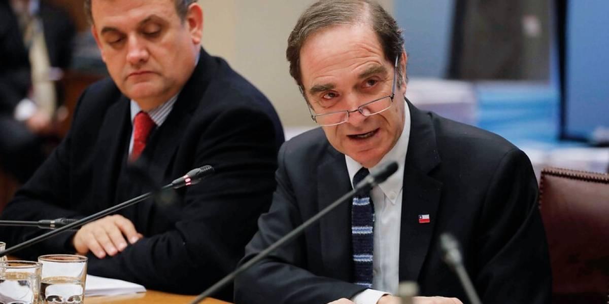 Fiscalía Nacional y la PDI desmienten acusación contra ministro Larraín sobre informe Sename