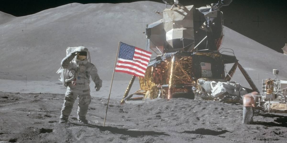 Misión Apolo: la llegada a la Luna como nunca antes vista