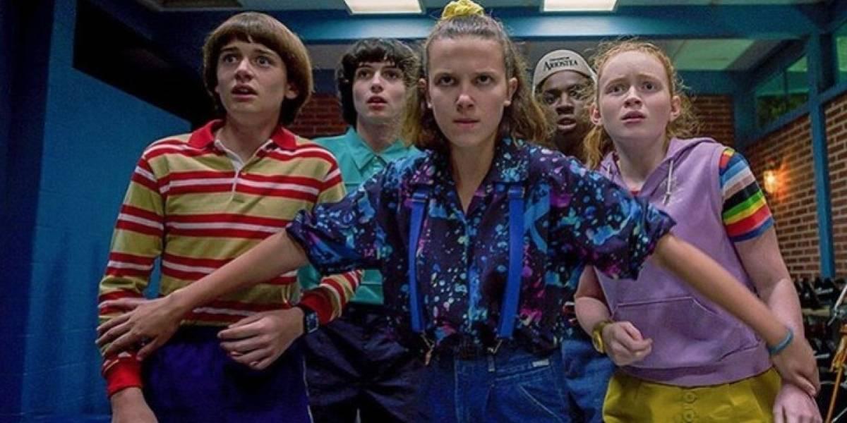 ¡Por fin llega 'Stranger Things 3' a Netflix!