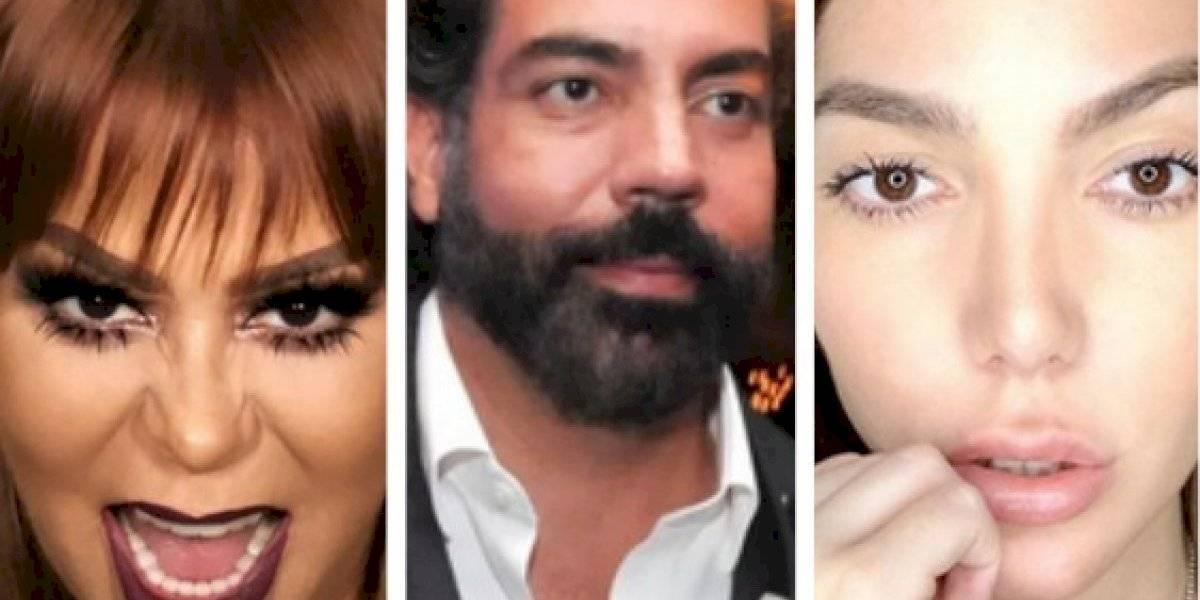 Frida Sofía y Alejandra Guzmán en un pleito sin fin... ¿dónde está el papá?