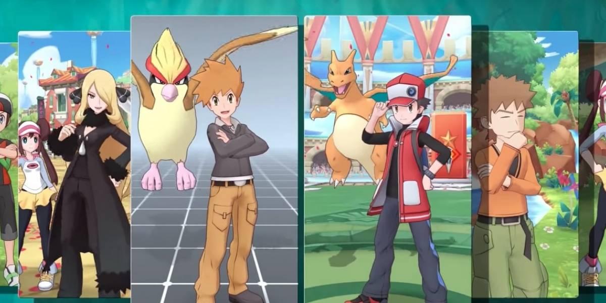 """VIDEO. Así será el nuevo juego """"Pokémon Masters"""" que traerá combates en tiempo real"""